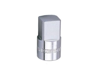 """Насадка торцевая 1/2"""", 8 мм, четырехгранная  401408M"""