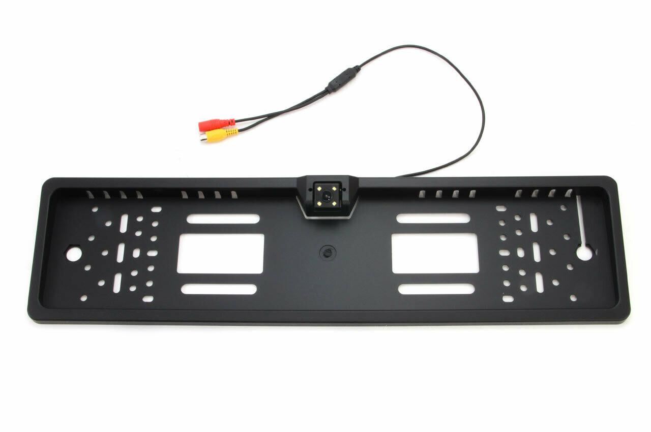 "XD-402 EU Licence Plate Rear Camera ""Night vision"""