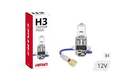 Галогенная лампа H3 12V 55W