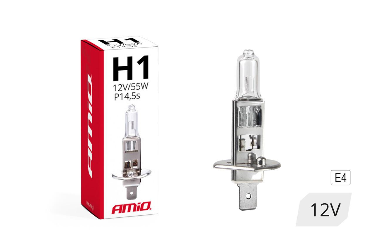 Галогенная лампа H1 12V 55W