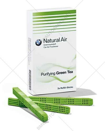 """Refill kit for interior scent """"Purifying Green Tea"""""""