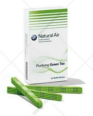 "Refill kit for interior scent ""Purifying Green Tea"""