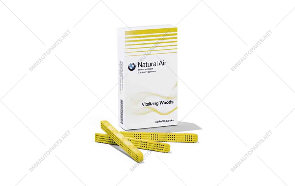 """Refill kit for interior scent """"Vitalizing Woods"""""""