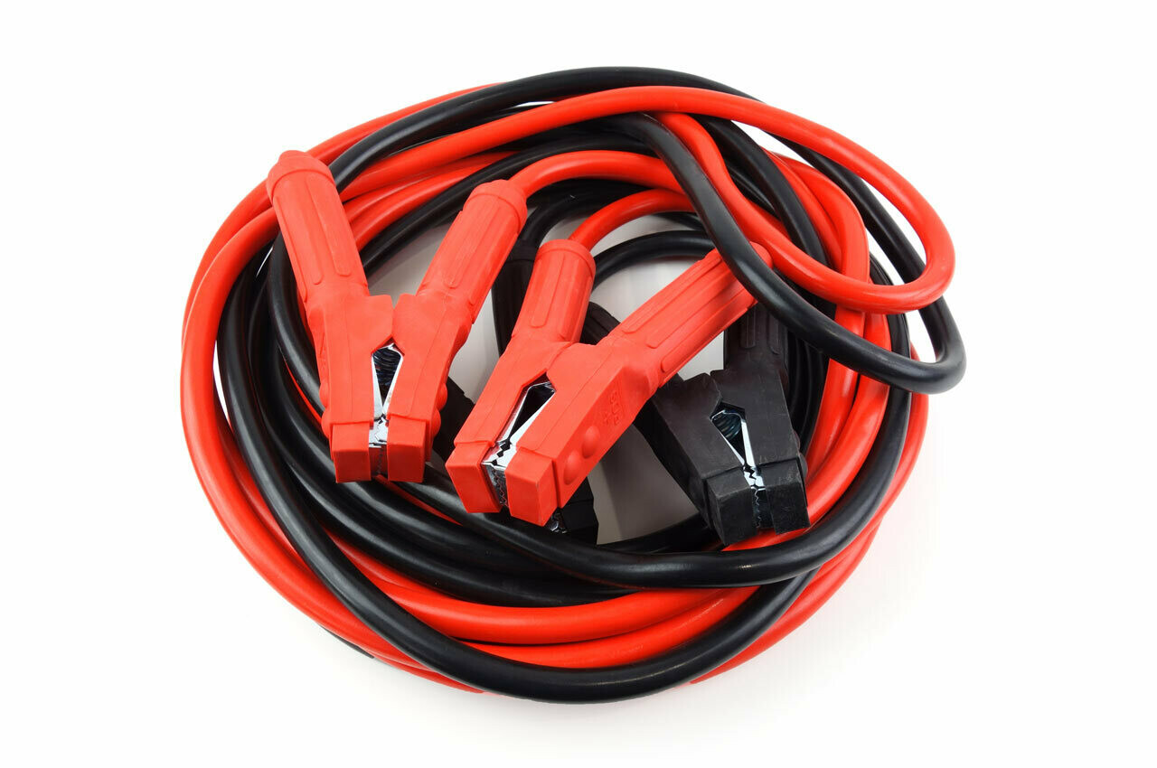 Booster cables 1200A - 6m
