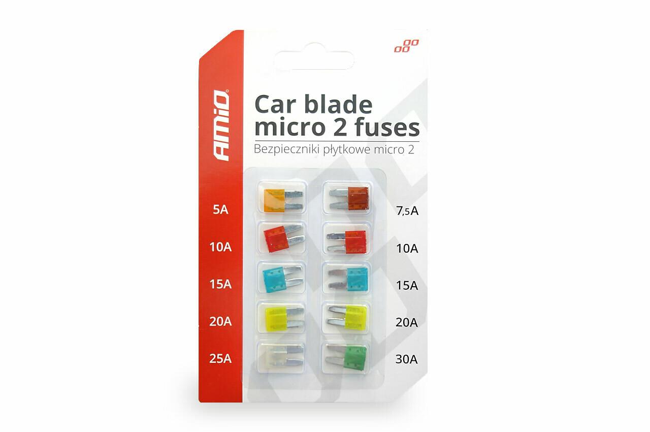MICRO 2 fuse 10 pcs blister