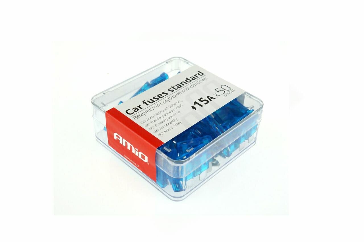 Standard fuse box 50pts 15A