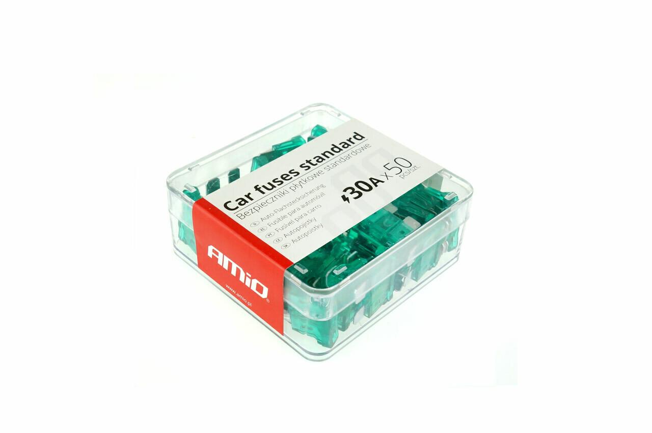Standard fuse box 50pts 30A