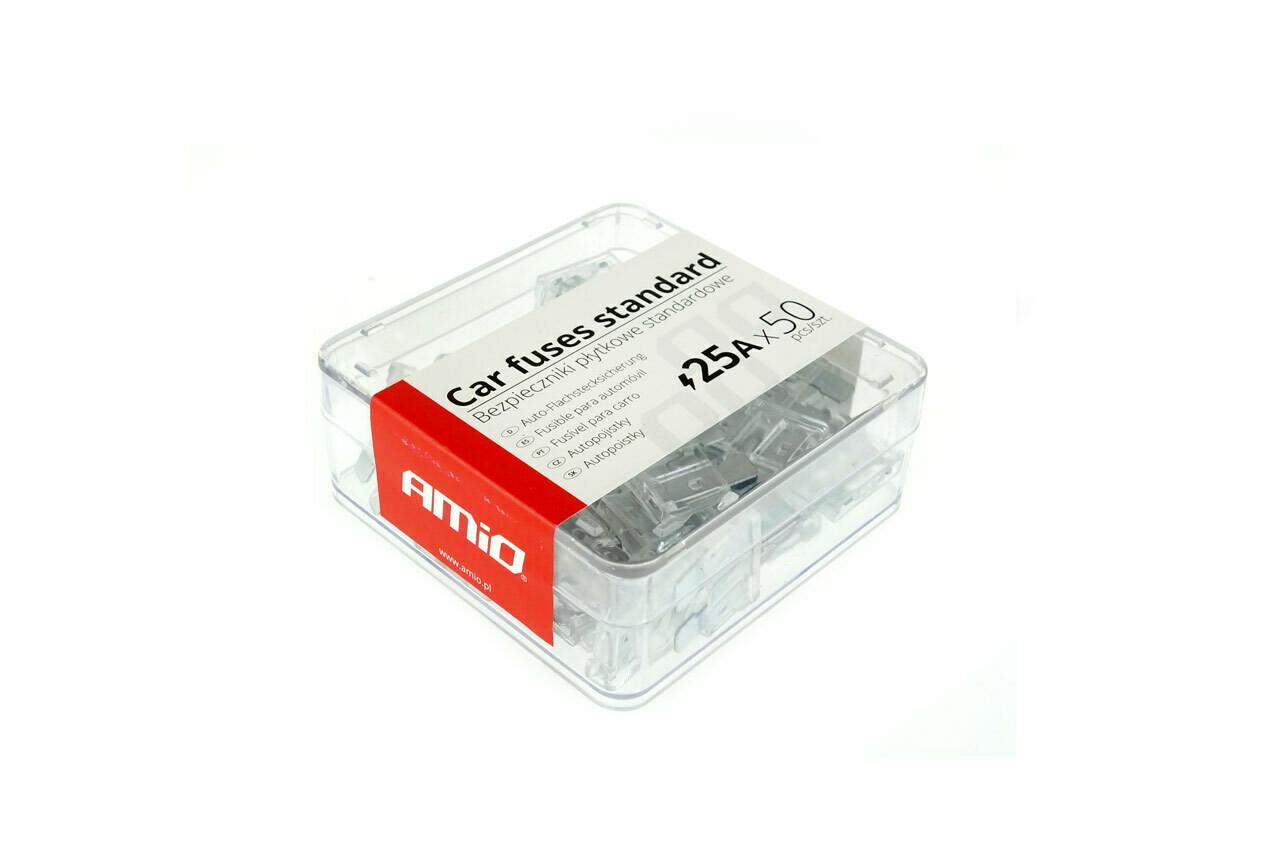 Standard fuse box 50pts 25A