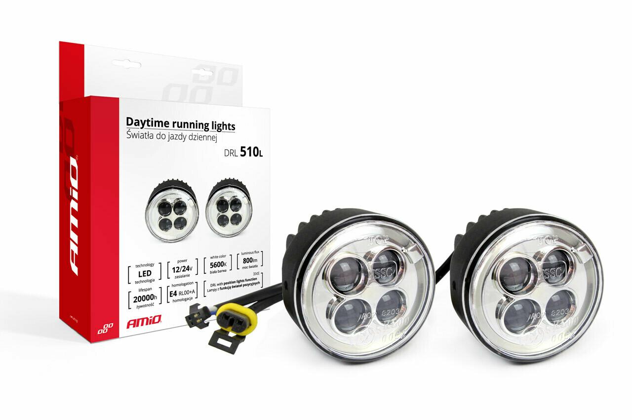 Daytime running lights DRL 510L