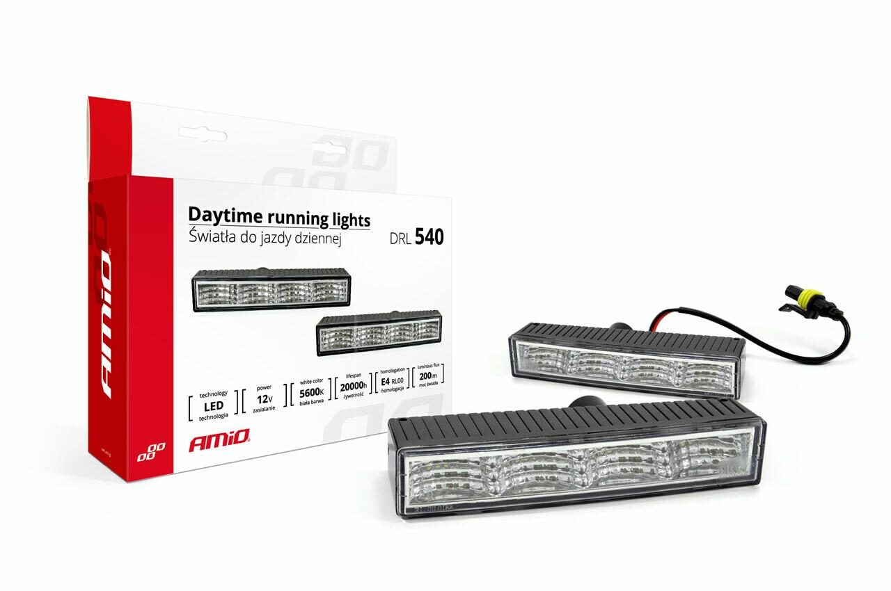 Daytime running lights DRL 540