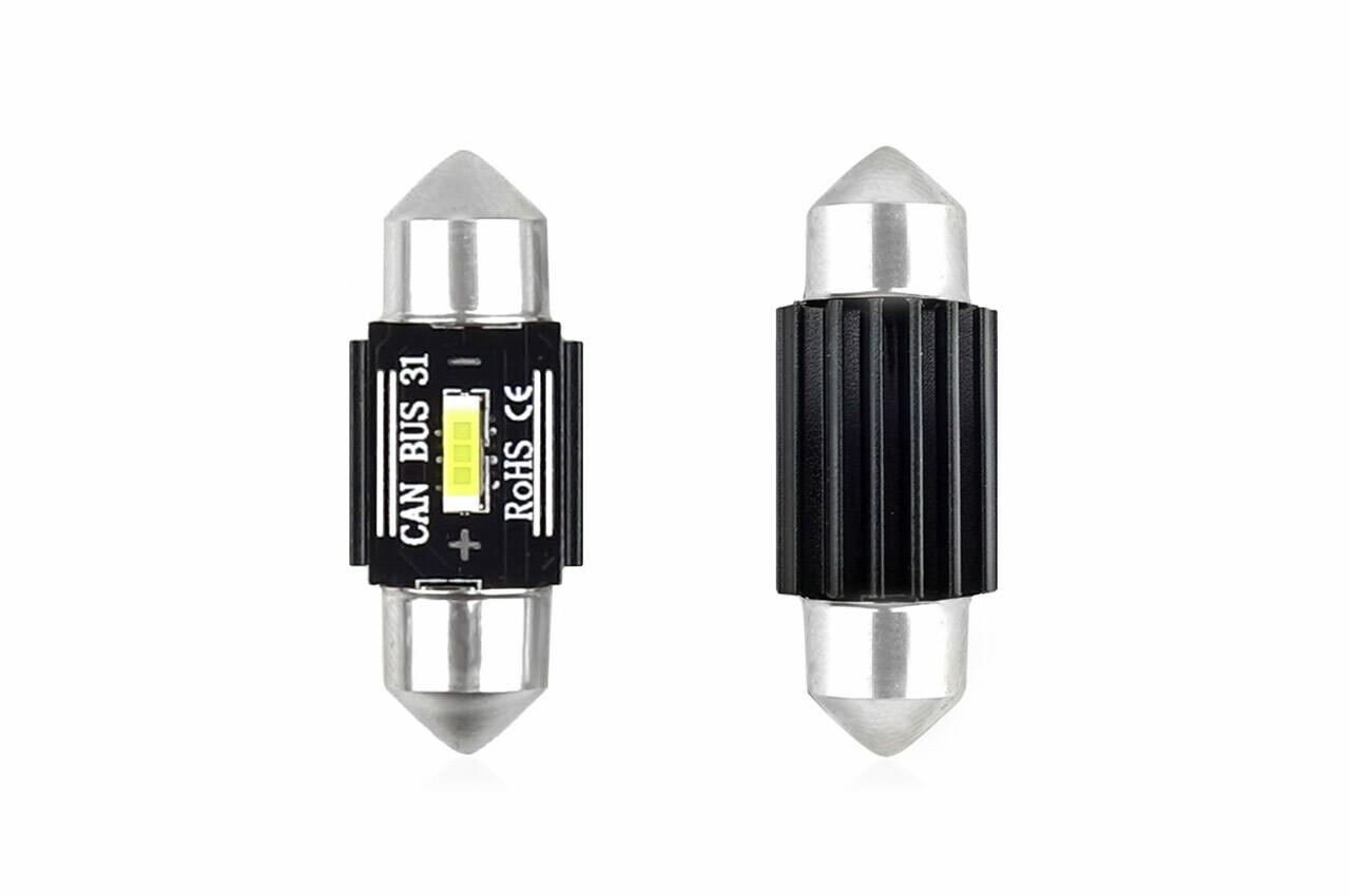 LED 1157 CANBUS 24SMD 3030 T20 7443 21/5W White 12V/24V