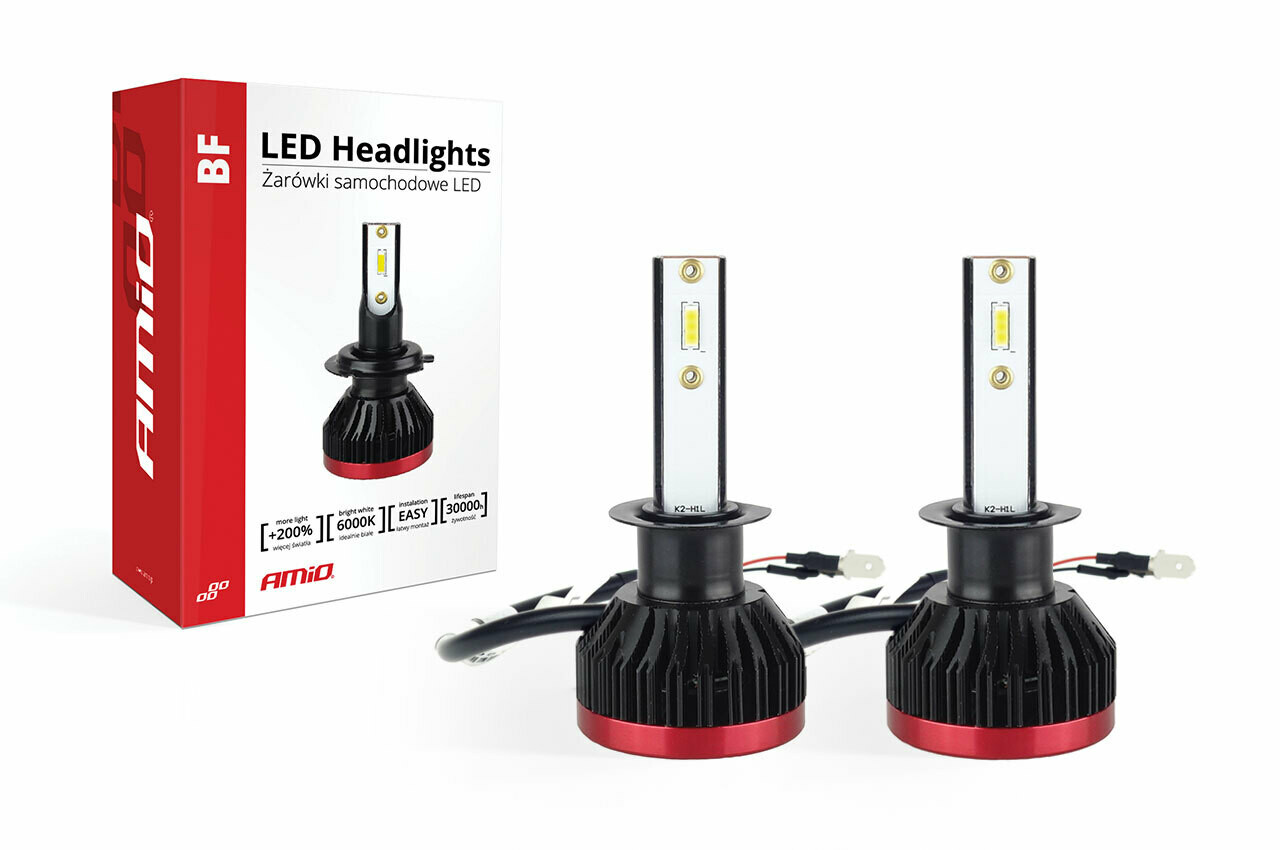 LED Headlight H1 BF Series AMiO