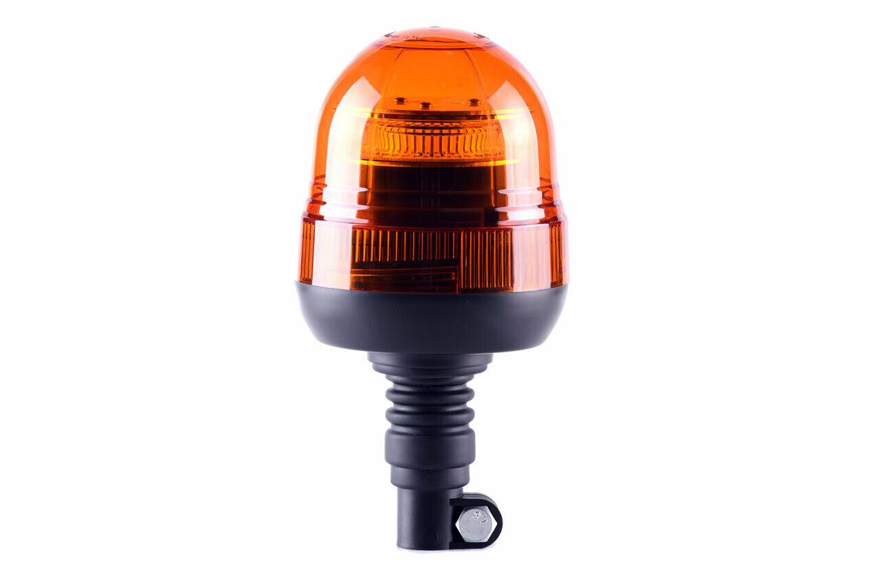 LED Warning Lamp WAR09P, ECE R10 R65 39LED 12/24V IP56