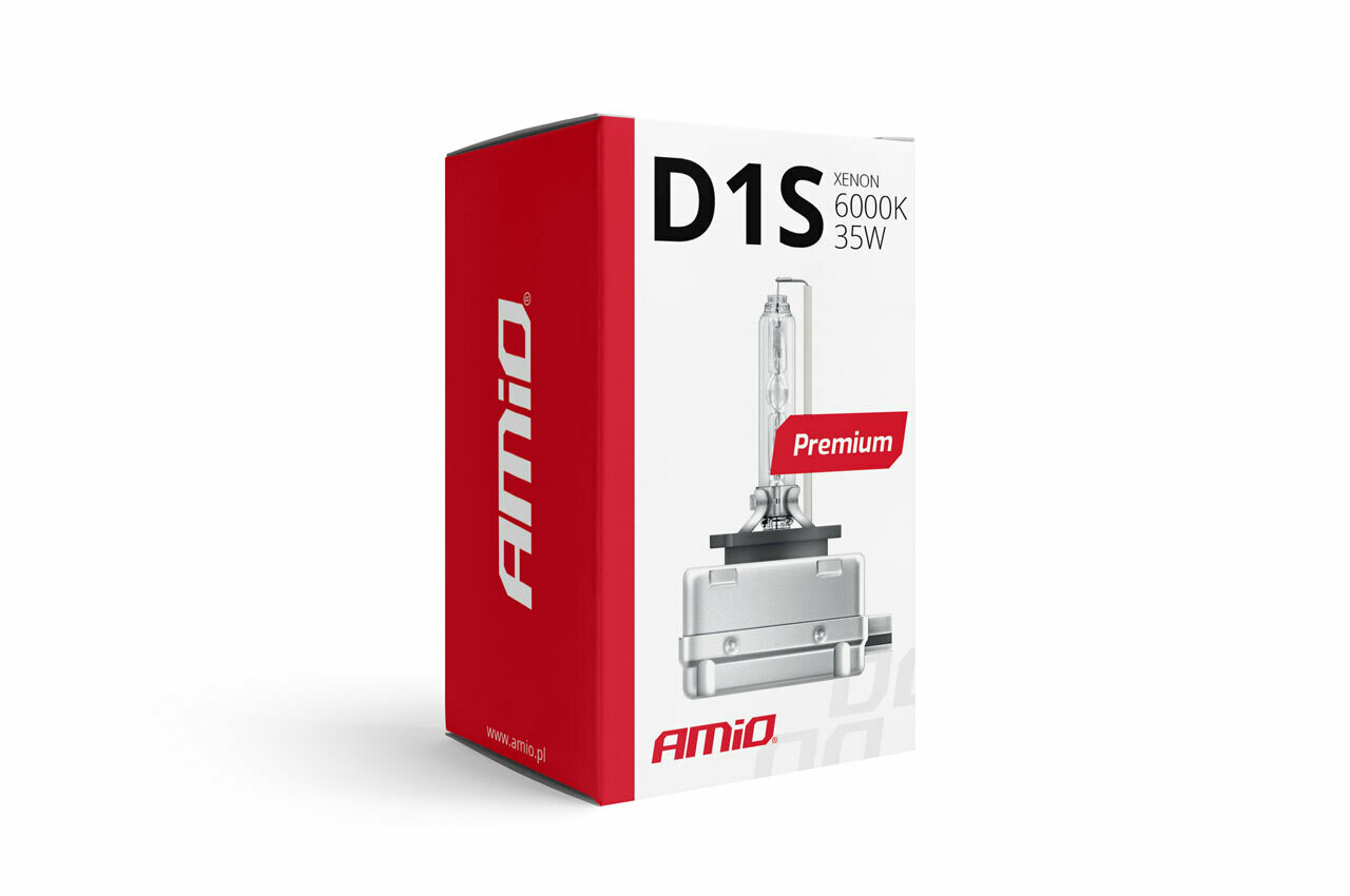 HiD Xenon Bulb D1S 6000K