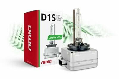 HiD xenon bulb D1S 5500K LONGLIFE