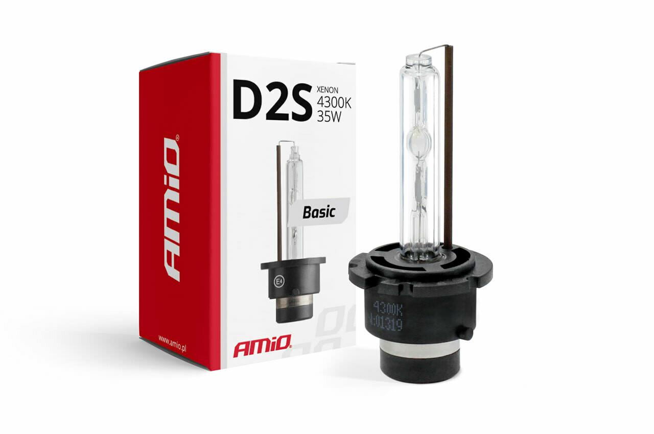 Xenon bulb D2S 4300K