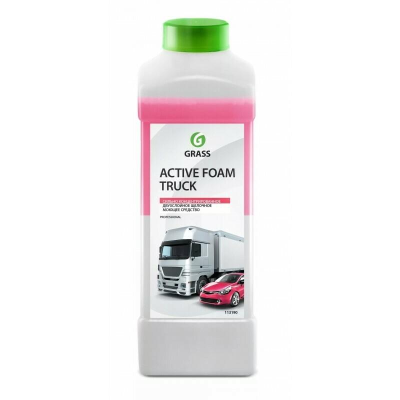 Активная пена «Active Foam Truck» Для грузовиков (канистра 1 л)