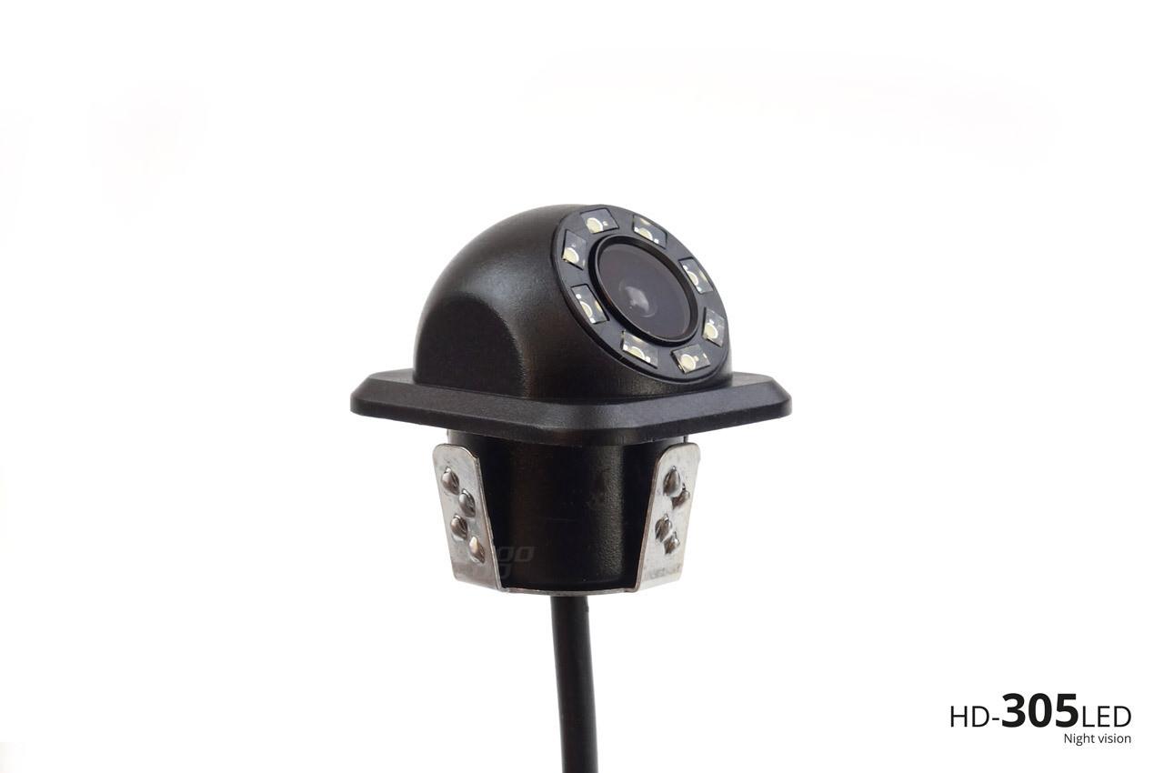 "Reverse camera HD-305 LED ""Night Vision"" 18 mm"