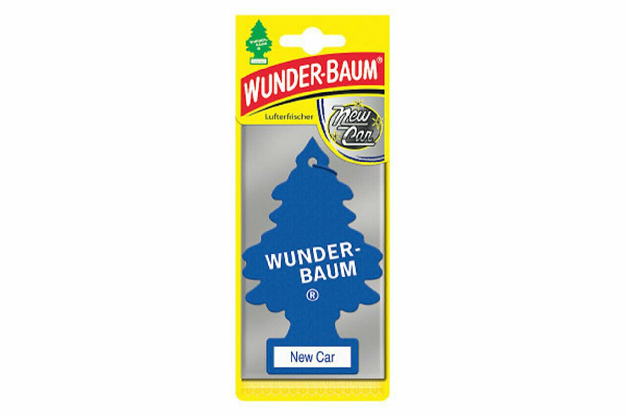 Air Car Freshener Wunder Baum - New Car