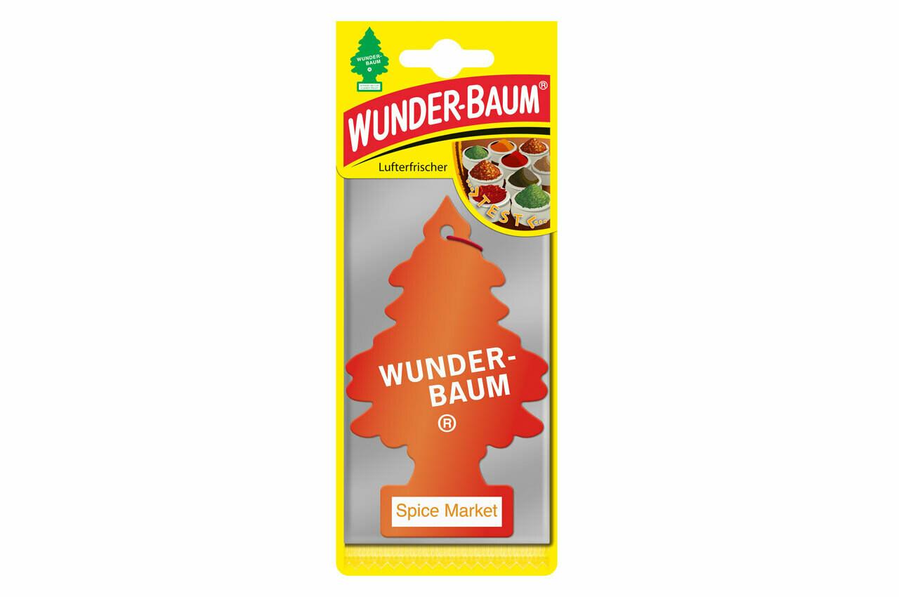Air Car Freshener Wunder Baum - Spice Market