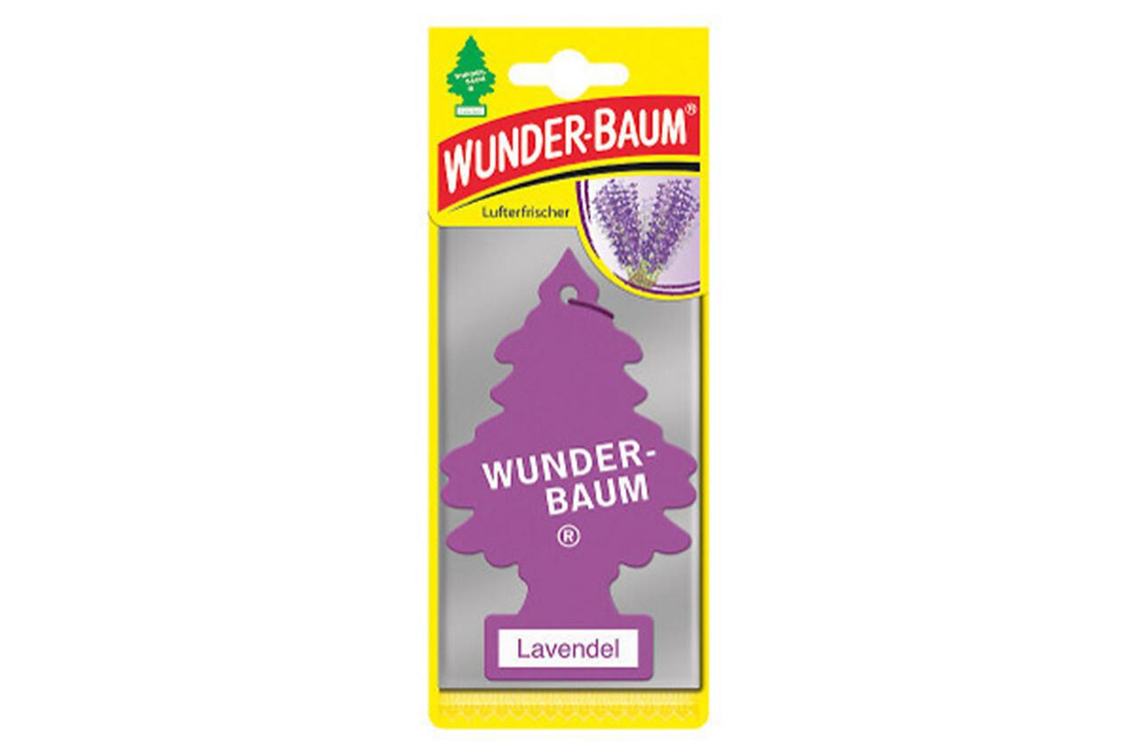 Air Car Freshener Wunder Baum - Lavenda