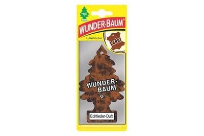 Air Car Freshener Wunder Baum - Leather