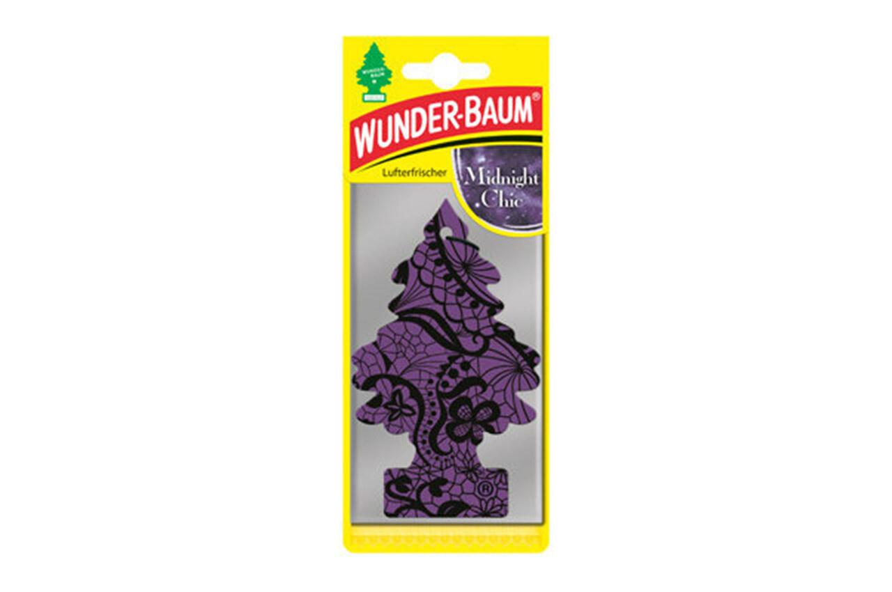 Air Car Freshener Wunder Baum - Midnight Chick