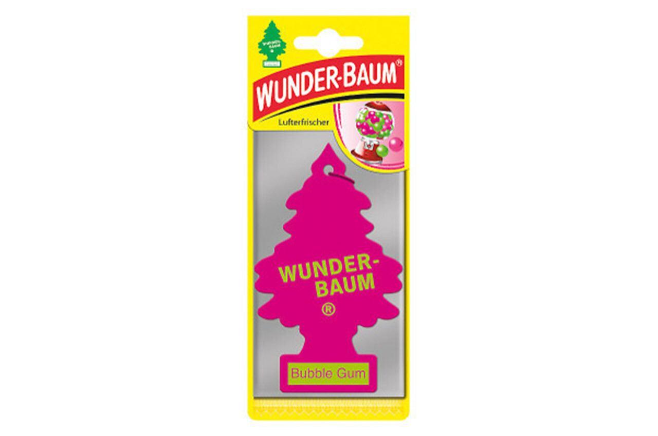 Air Car Freshener Wunder Baum - Bubble Gum