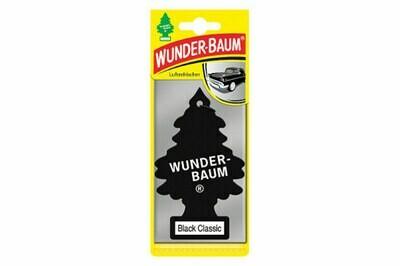 Air Car Freshener Wunder Baum - Black Classic
