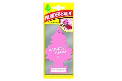 Air Car Freshener Wunder Baum - Rose&Raspberry
