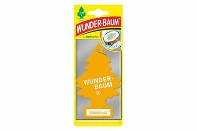 Air Car Freshener Wunder Baum - Coconut