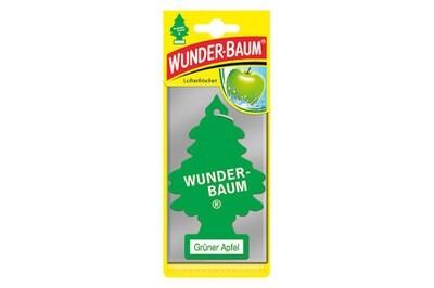 Air Car Freshener Wunder Baum - Green Apple
