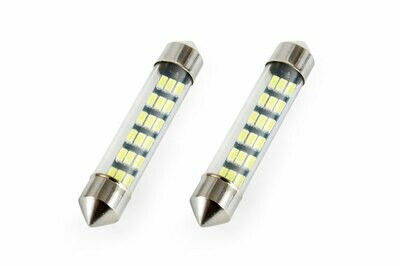 LED STANDARD Festoon C5W 18xSMD 3014 12V 41mm