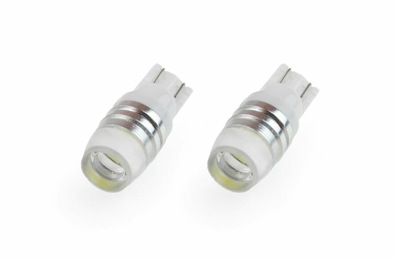 LED STANDARD White T10 5730 2SMD LENS