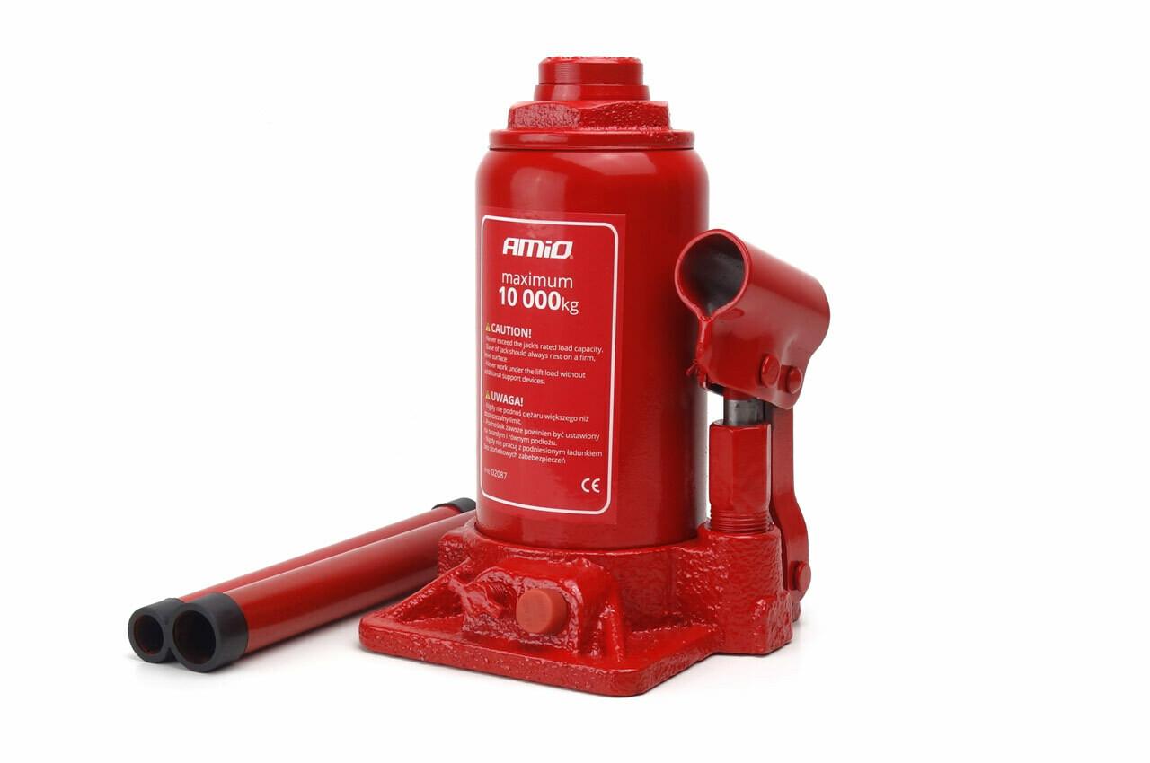 Bottle hydraulic jack 10T