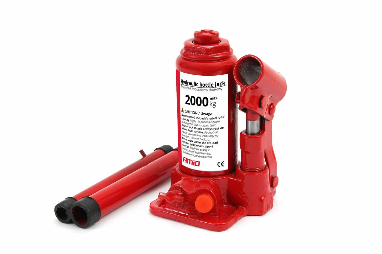 Bottle Hydraulic jack 2T