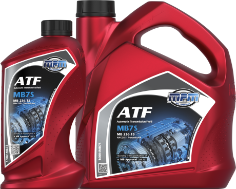 ATF AUTOMATIC TRANSMISSION FLUID MB7S
