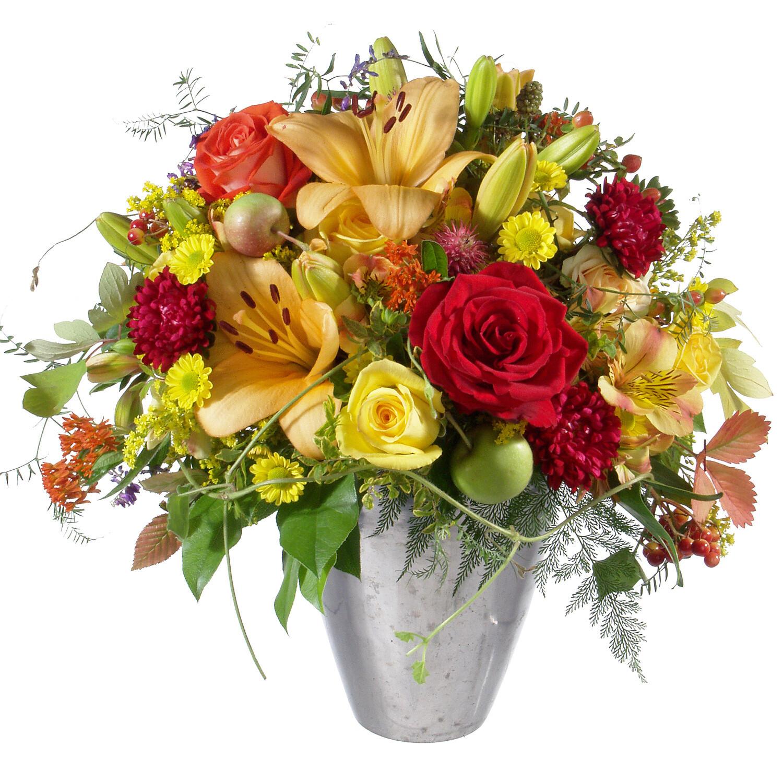 Blumenstrauss nach Farbwunsch