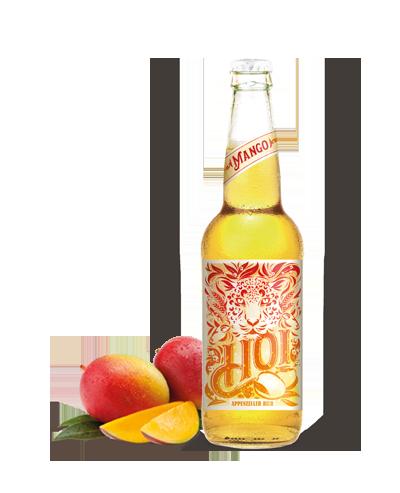 Mango-Bier (2.5%) 3.3dl