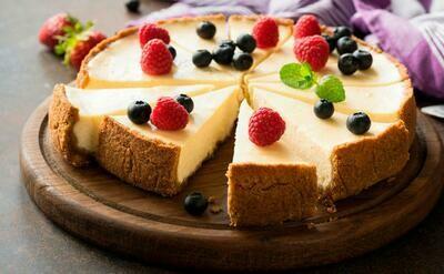 Cheese Cake (vegan)