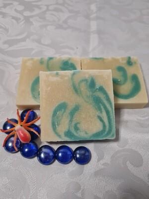 Ozean Seife  für die trockene empfindliche Haut, vegan