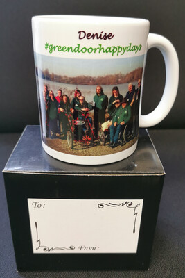 Classic Photo Mug