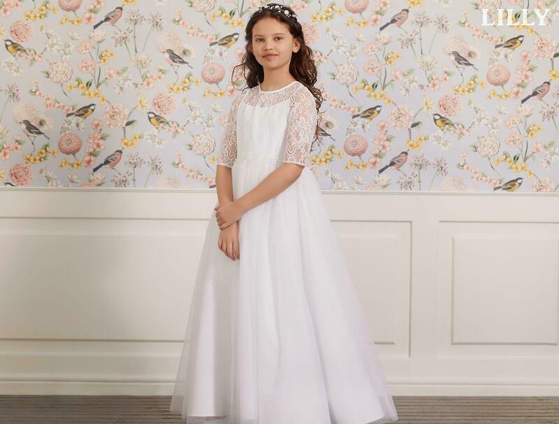 Kleid Johanne - Gr. 140 vorrätig