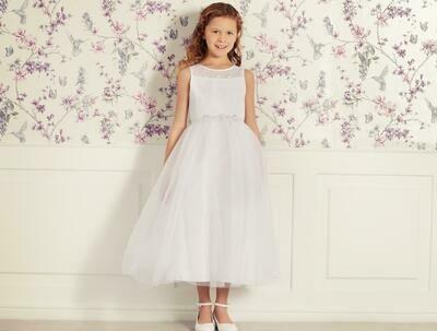 Kleid Smilla - Gr. 140 vorrätig