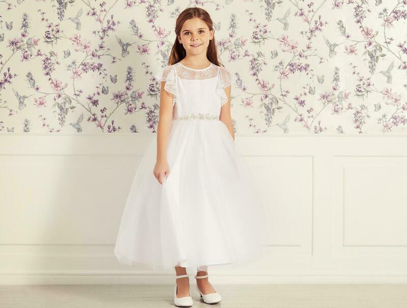 Kleid Frida - Gr. 140 vorrätig