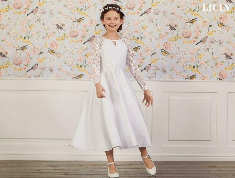 Kleid Edda - Gr. 146 vorrätig