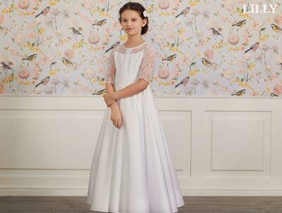 Kleid Emma - Gr. 152 vorrätig