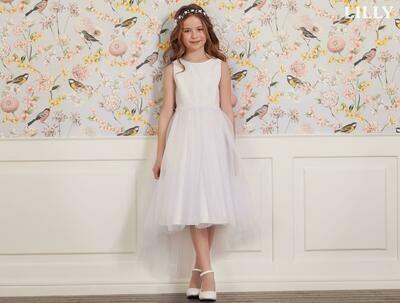 Kleid Jule _ Gr. 134 vorrätig