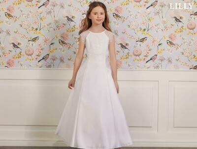 Kleid Greta - Gr. 134 vorrätig