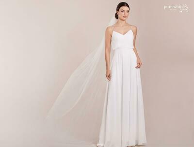 Brautkleid Lilly - Gr. 38 vorrätig
